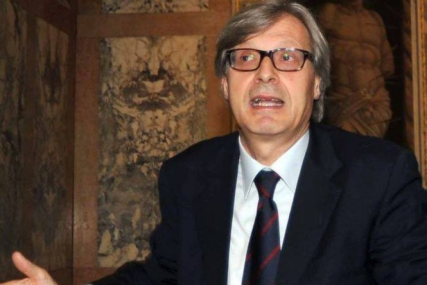 "VITTORIO SGARBI: ""I'VE CHANGED MY IDEA ABOUT LIBESKIND""."